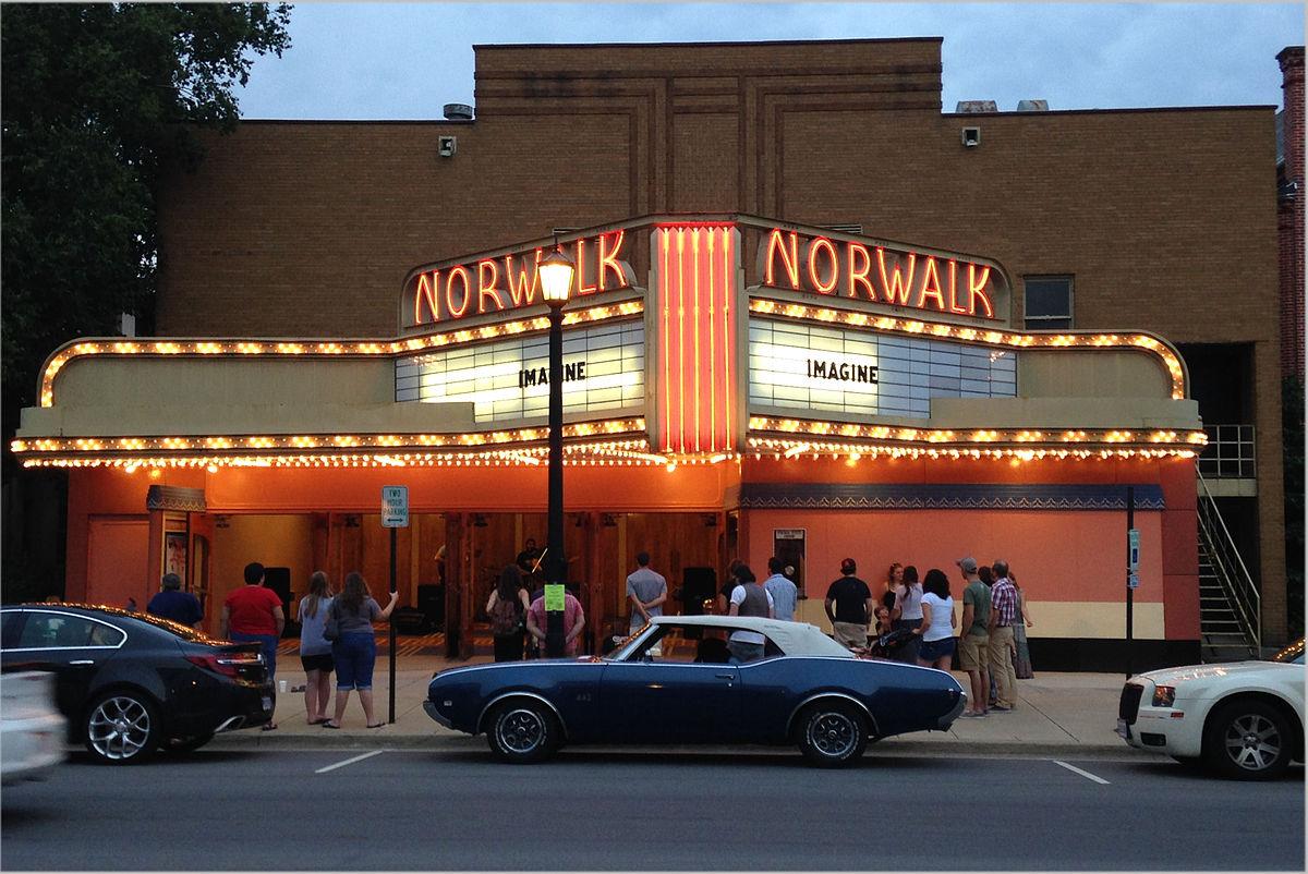 The Norwalk Theatre  Wikipedia