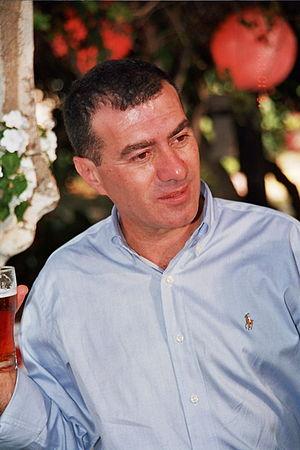 Shlomi Eldar, Israeli journalist covering Gaza Strip