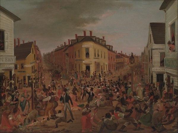 Five Points Metropolitan Museum Of Art - Wikipedia