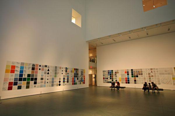 New York Museum Modern Art