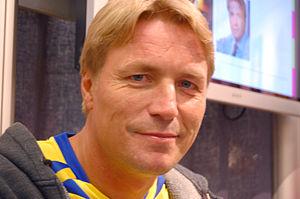 Thomas Bodström at the Gothenburg Book Fair 2009