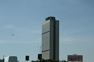 Español: Torre de Petróleos Mexicanos en la Ci...
