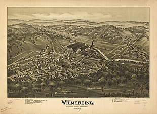 Wilmerding Pennsylvania  Wikipedia