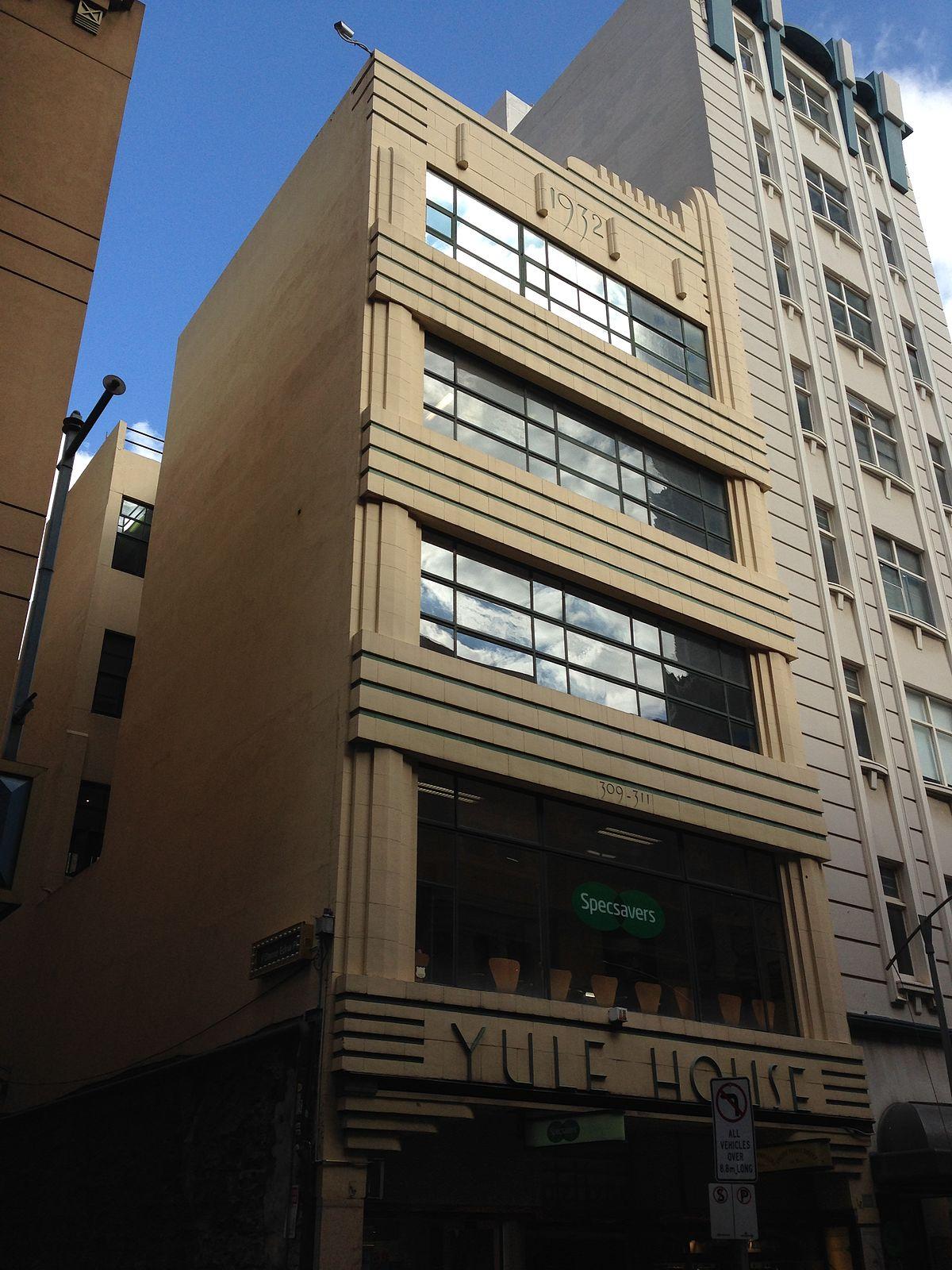Yule House  Wikipedia