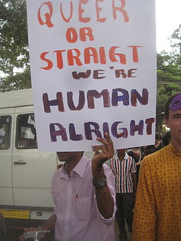 256px-Bangalore_Gay_Pride_Parade_%2824%29 The History of Homosexuality: Beyond the Pale