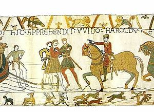 Bayeux Tapestry Scene 7