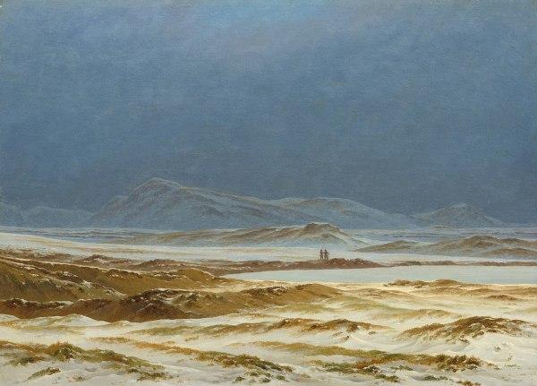File Caspar David Friedrich - Nordische Landschaft