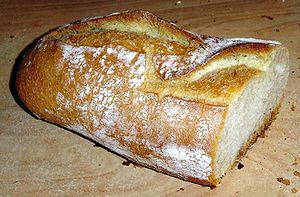 Pain au Levain, a French bread