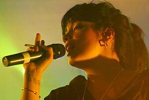 Lily Allen @ Solidays 2007