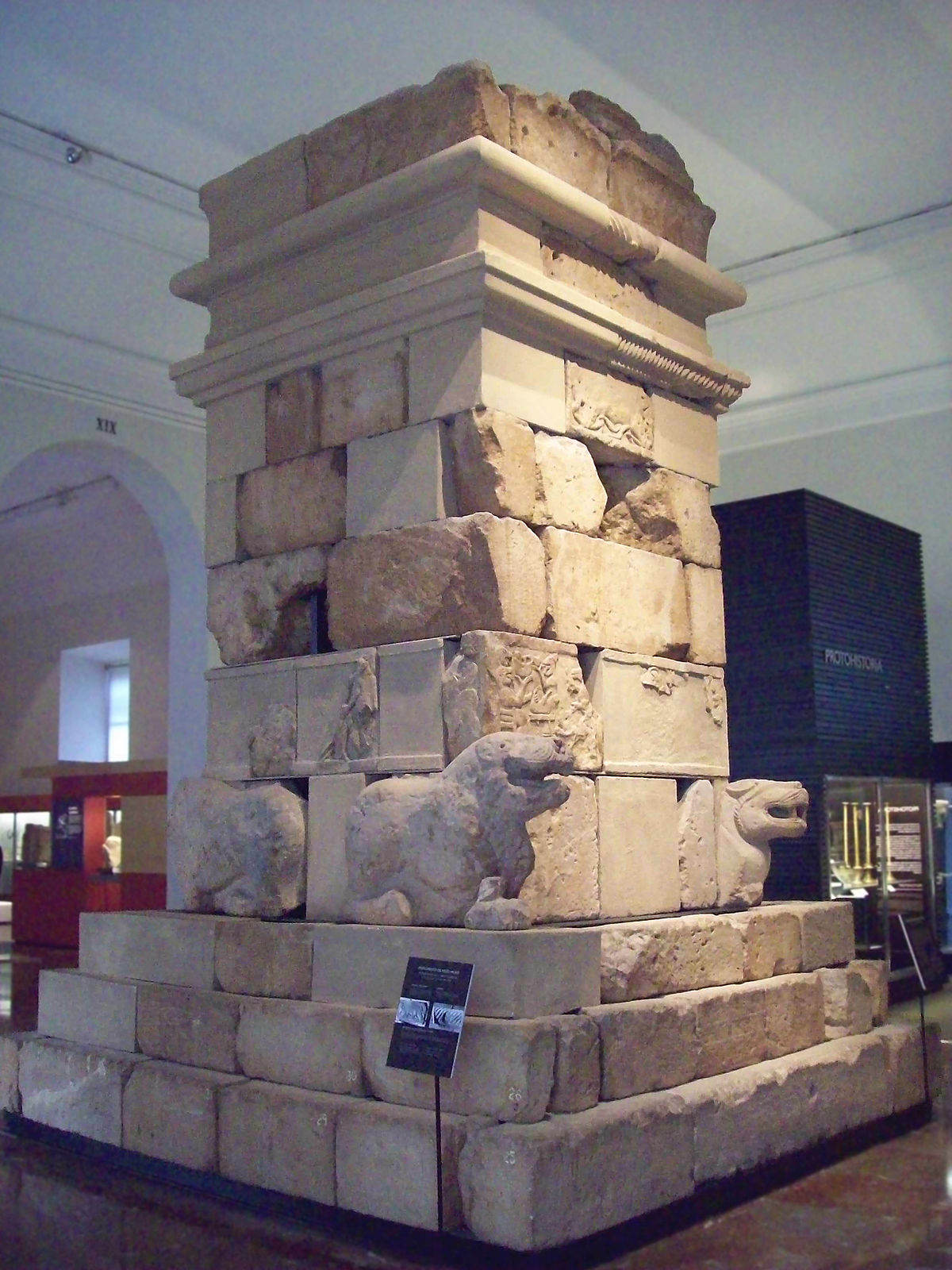 Mausoleum of Pozo Moro  Wikipedia