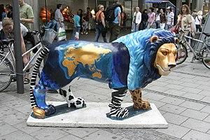 Munich – Lion's parade