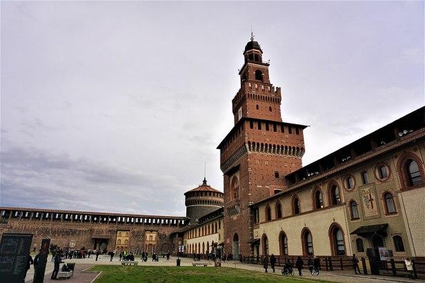 Sforza Castle Museums - Joy of Museums