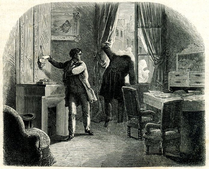 Image result for auguste dupin poe