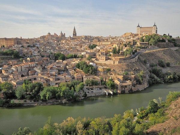 Toledo Spain - Wikipedia