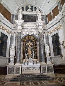 Chiesa di Santa Corona  Wikipedia