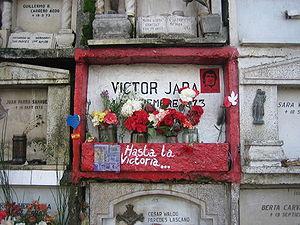 Cementerio General en Santiago de Chile