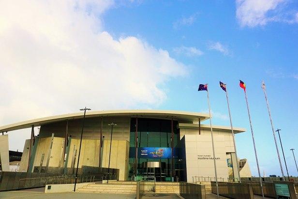 WA Maritime Museum - Joy of Museums - External