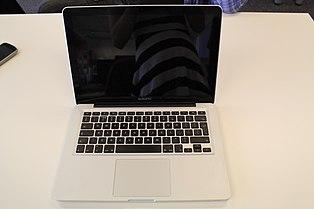 314px-WMUK_Apple_MacBook_Pro MacBook Pro Modelle