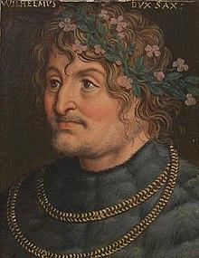 Wilhelm III Sachsen  Wikipedia