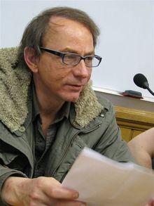 2008.06.09. Michel Houellebecq Fot Mariusz Kubik 03.jpg