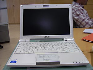 ASUS Eee PC 900 chinese keyboard, without battery