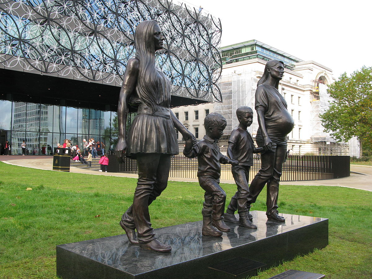 A Real Birmingham Family  Wikipedia