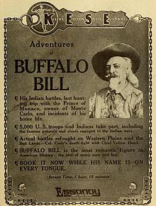 buffalo bill wikipedia
