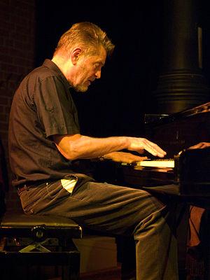 Alexander von Schlippenbach, pianist, picture ...