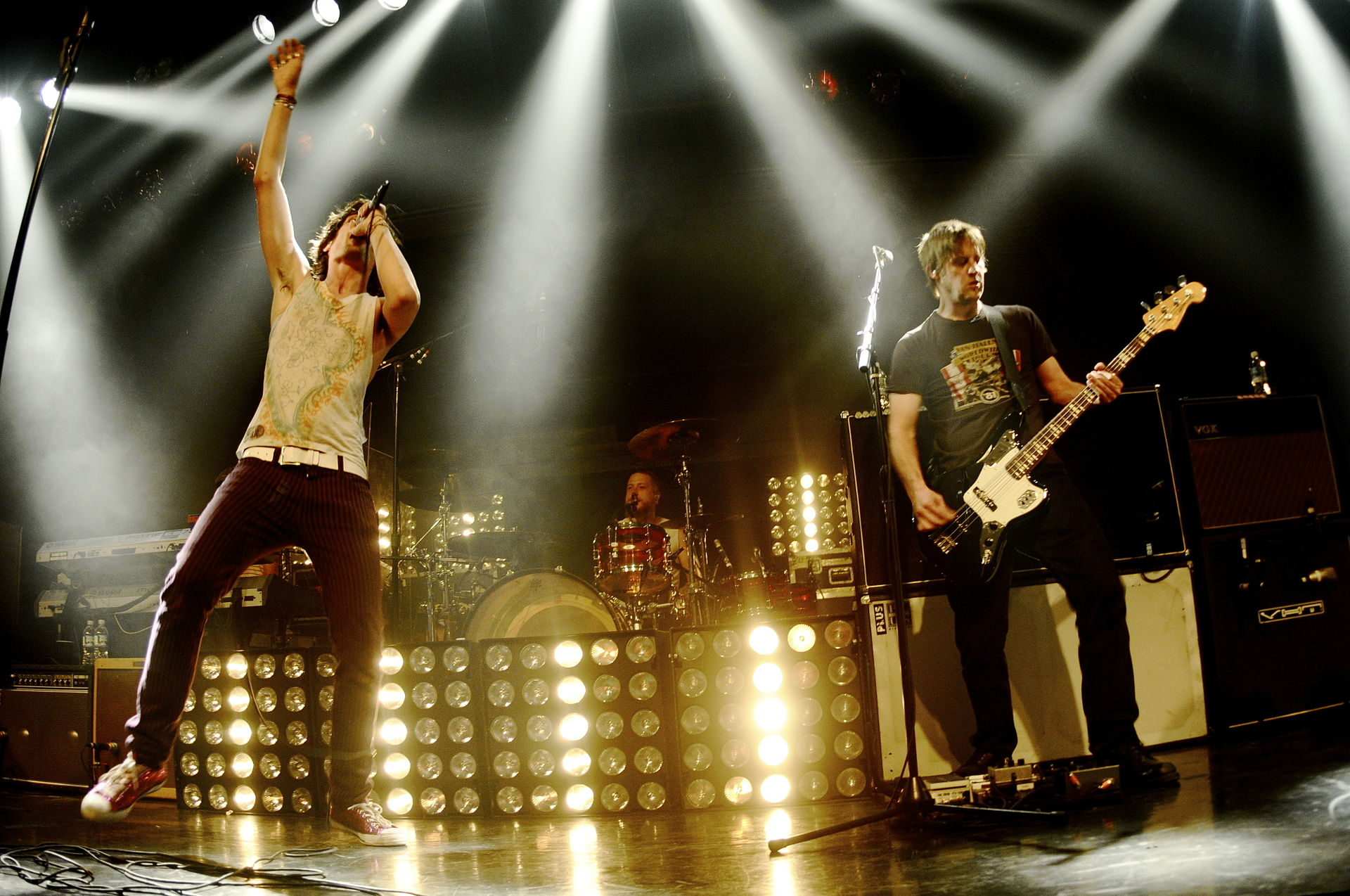 The All American Rejects Wikipedia