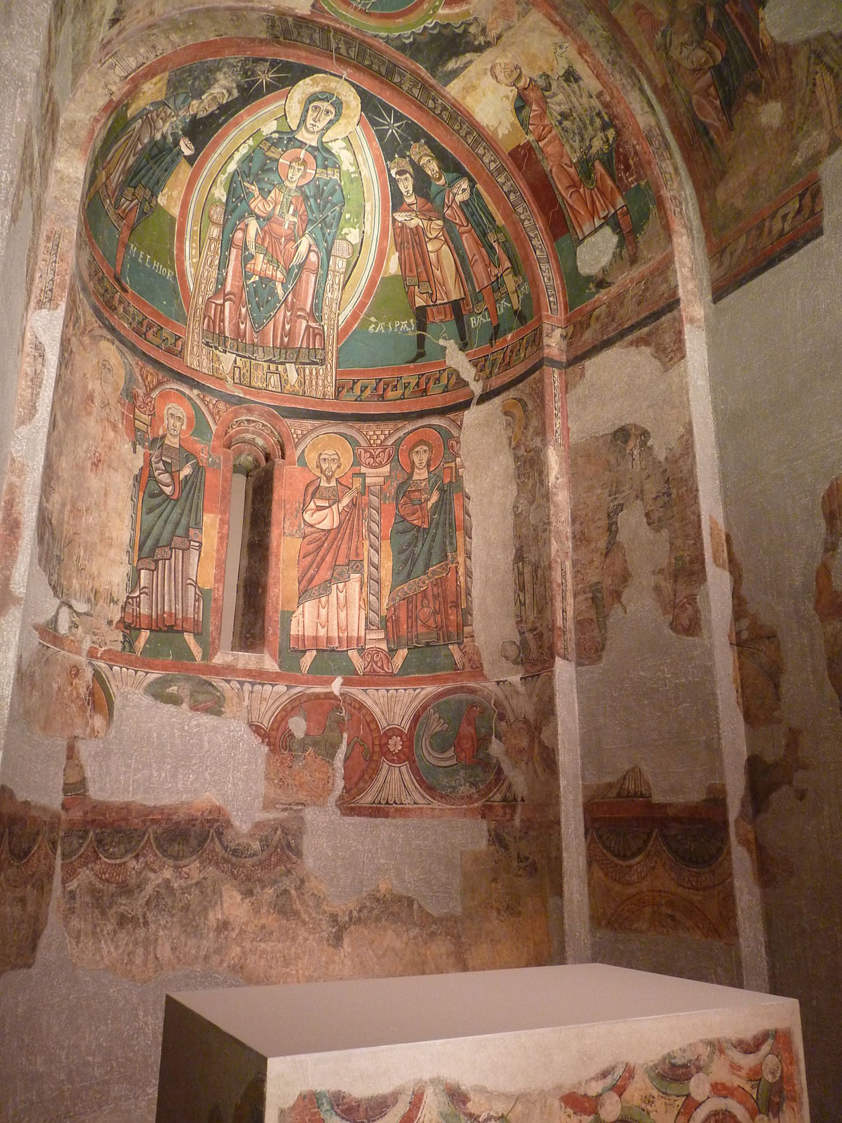 Paintings from Santa Maria in Tall  Wikipedia
