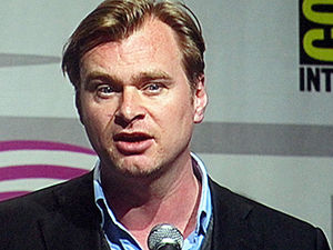 Director Christopher Nolan participating in th...