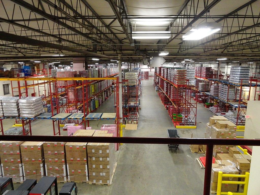 Wholesale Distribution Explanation
