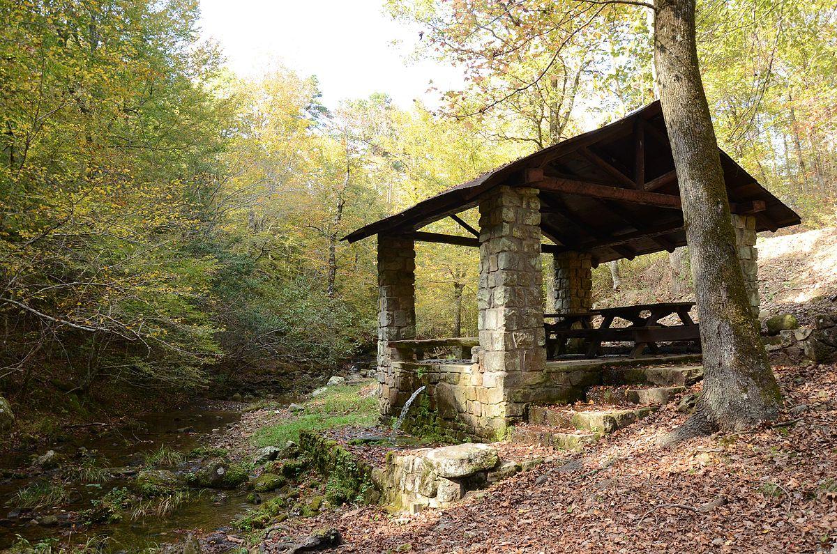 Collier Springs Picnic Area Wikipedia