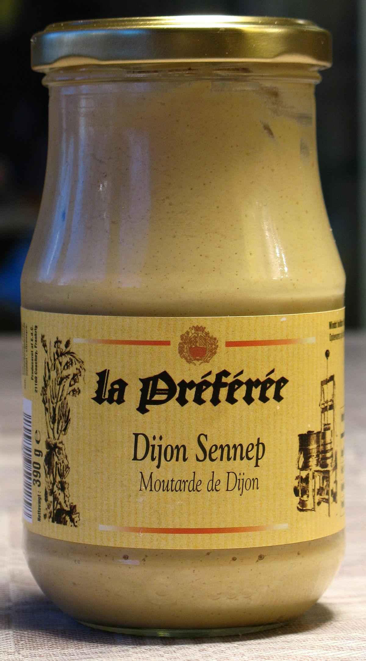 Dijon mustard  Simple English Wikipedia the free