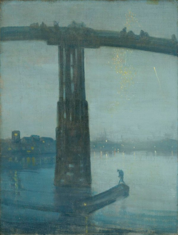 James McNeill Whistler Paintings