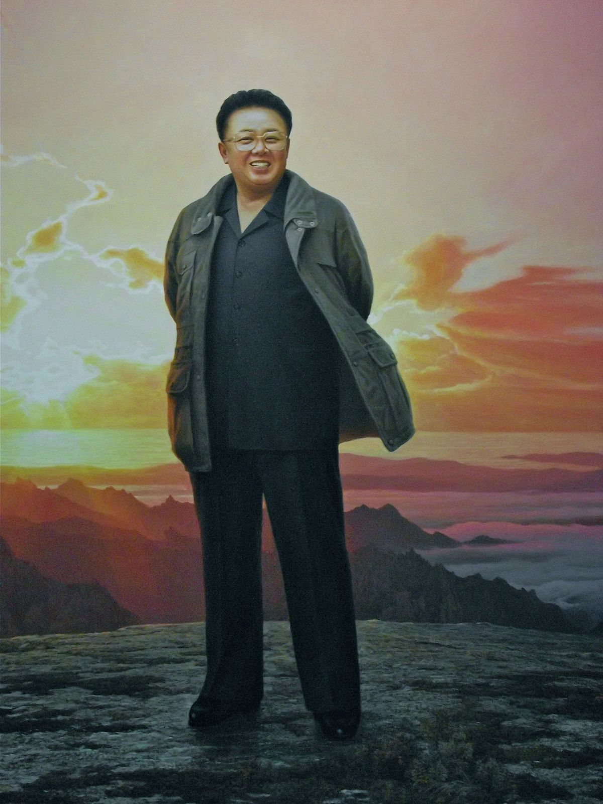 Kim Jongil  Wikiquote