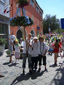 Memminger Kinderfest  Wikipedia