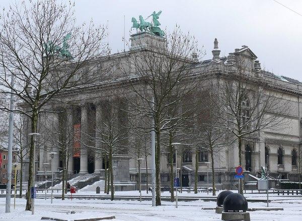 Royal Museum Of Fine Arts Antwerp - Wikidata