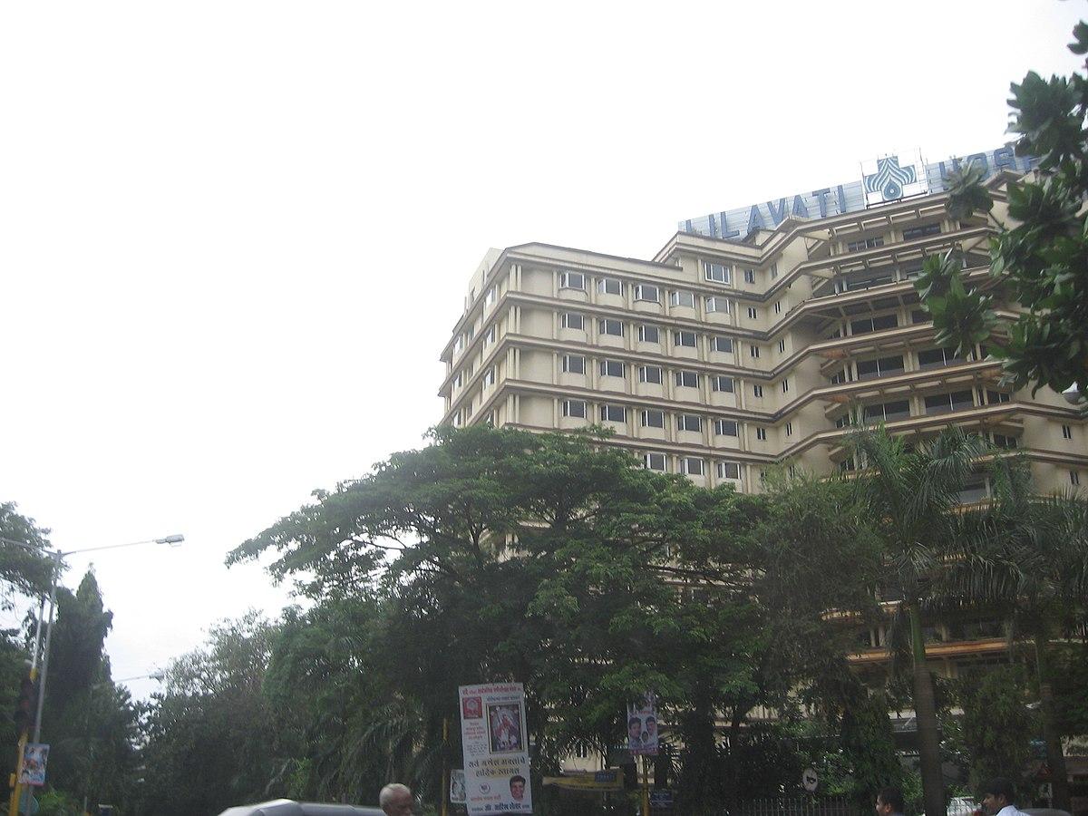 Lilavati Hospital and Research Centre  Wikipedia
