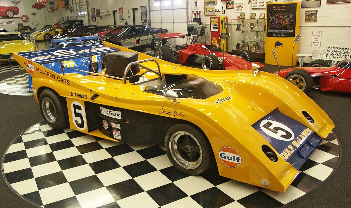 McLaren M20  Wikipedia