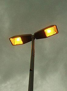 Sodium Vapor Lamp Simple English Wikipedia The Free