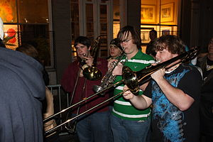 New Orleans: Jamming in the streets after the ...