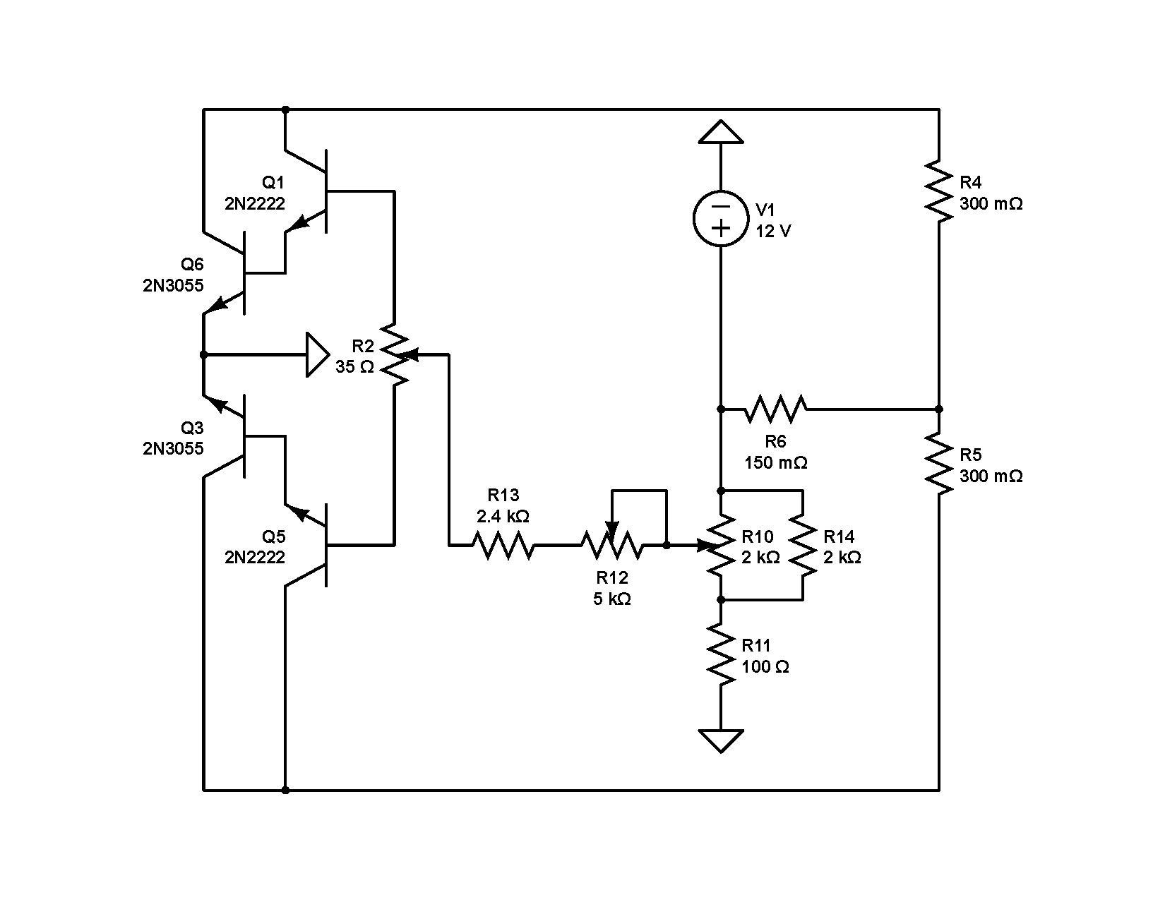 File Power Supply Diagram