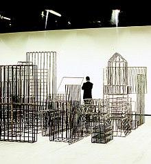 Installazione arte  Wikipedia