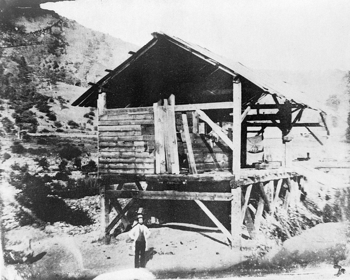 American Sawmill Model 1