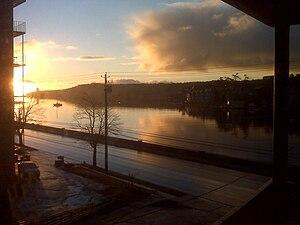 English: Northwest Arm, Halifax Nova Scotia, 7...