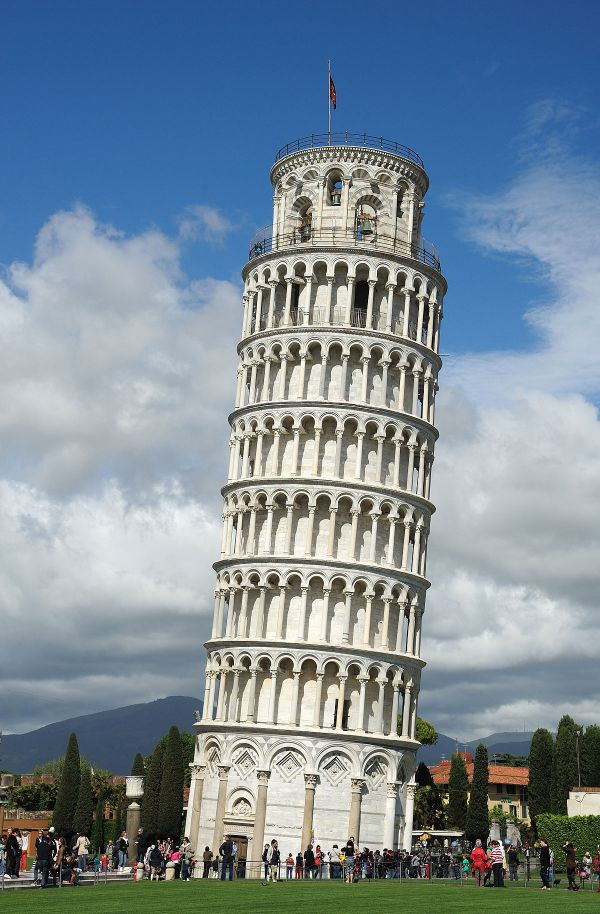 Leaning Tower Of Pisa - Wikipedia