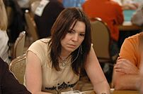 Annie Duke in 2005 World Series of Poker (WSOP...