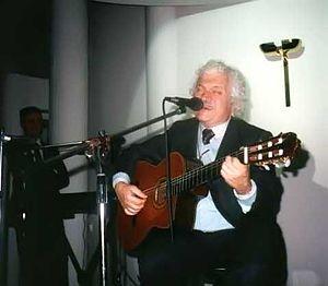Italiano: Bruno Lauzi in concerto