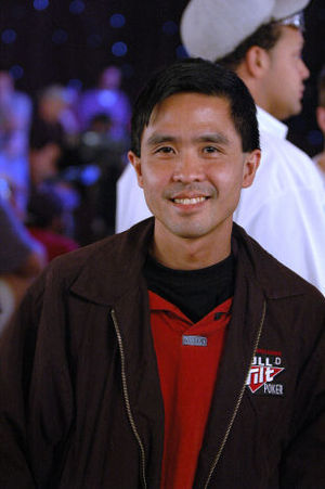 English: Doug Lee at the 2006 World Series of ...